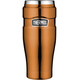 Thermos King Bottle 470ml orange/silver